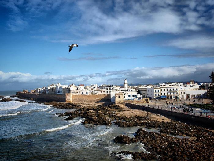 Місто Астапор: Ес-Сувейра (колишній Могадор), Марокко. Автор фото: Карло Танкреді.