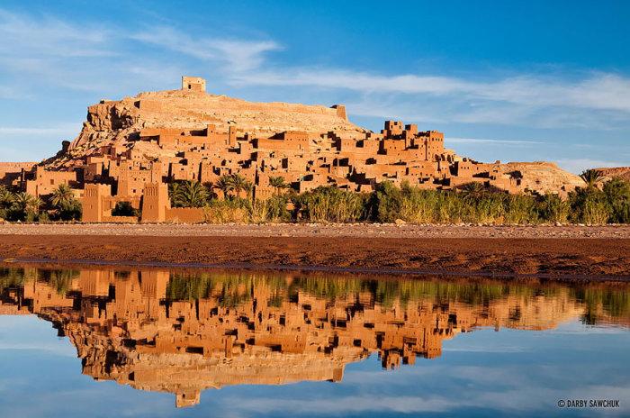 Юнка і Пентос: Айт-Бен-Хадду, Марокко. Автор фото: Дарбі Соучак.