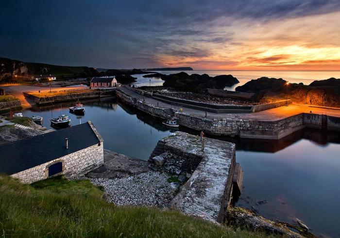Лордспорт: бухта Баллінтой, Північна Ірландія. Автор фото: Гері МакПарленд.