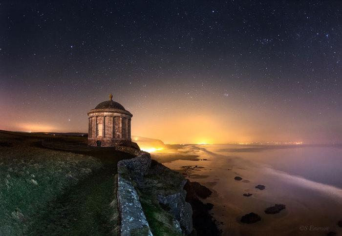 Храм Массенден, Північна Ірландія. Автор фото: Стівен Емерсон