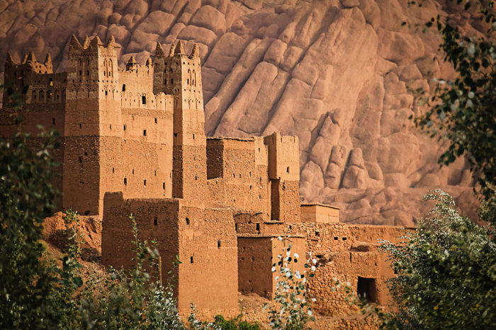 Місто Пентос: Уарзазат, область Сус-Масса-Драа, Марокко. Автор фото: Тристан Кевіллі.