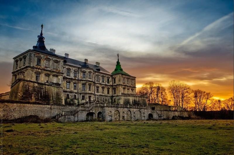 Підгорецький замок вперше за 79 років відкрили для туристів (фото)