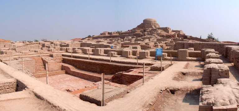 Свідчення існування давньої індійської імперії Рама