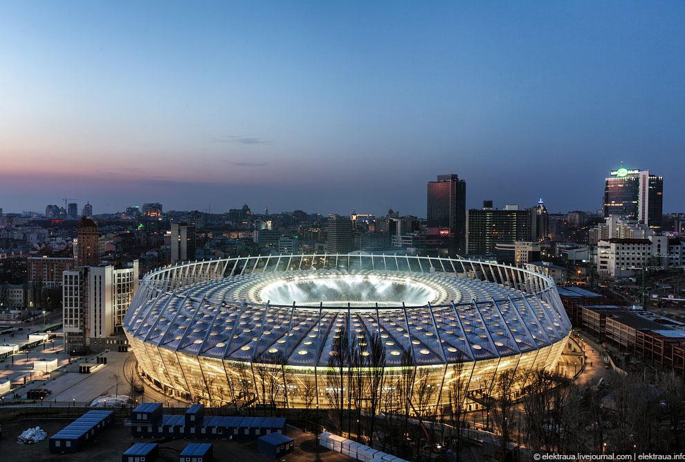 """Національний спортивний комплекс """"Олімпійський"""""""