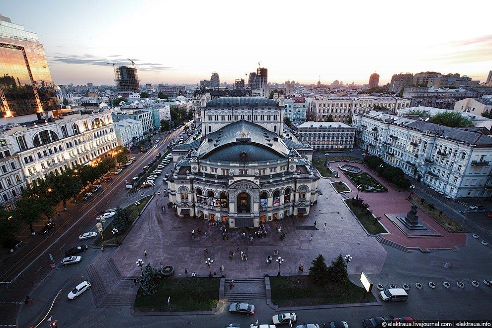 Національний академічний театр опери та балету ім.Т.Г.Шевченка
