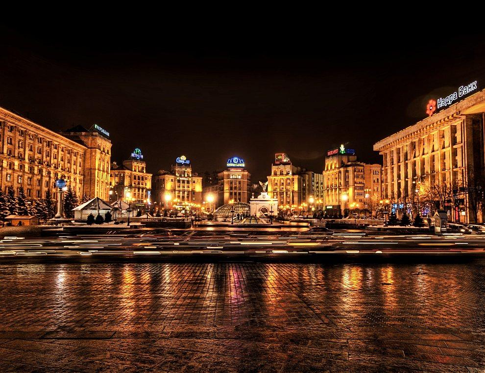 Серце столиці – Майдан