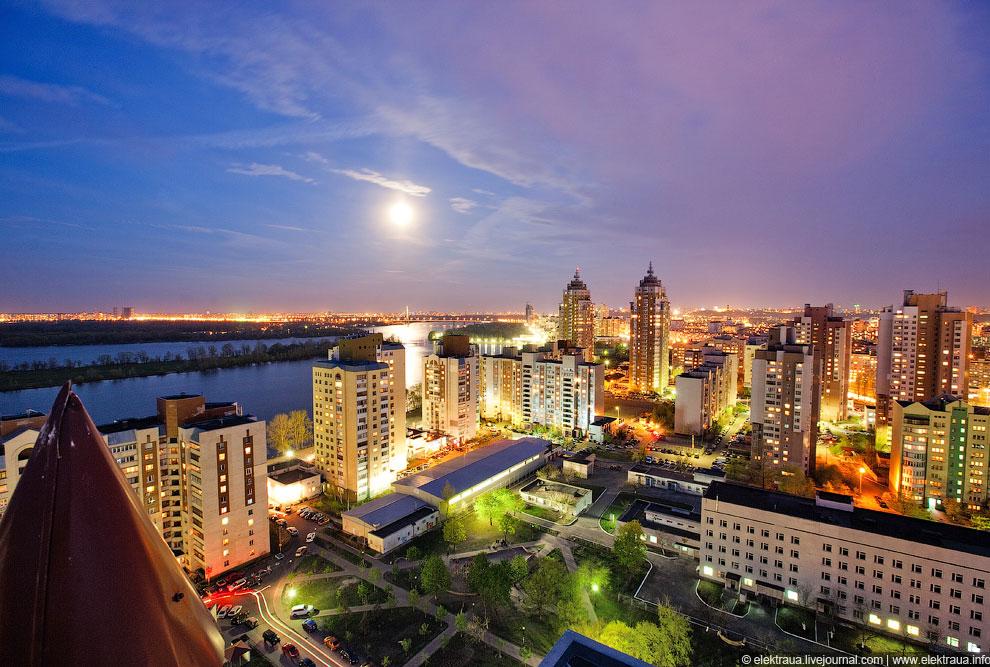 Оболонь – історична місцевість на півночі Києва