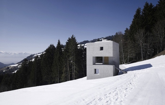 Mountain Cabin - будиночок в австрійських Альпах