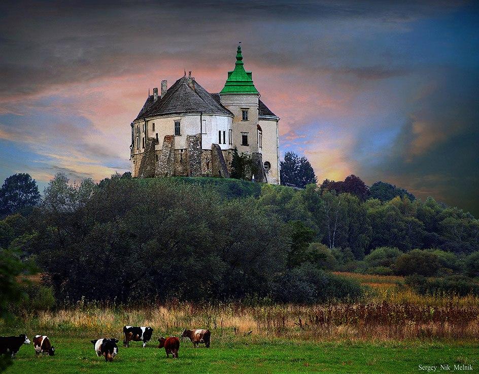 """Результат пошуку зображень за запитом """"олеський замок"""""""