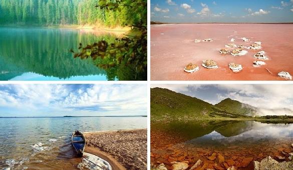 Топ 10 наймальовничіших озер України, які вразять вас своєю красою