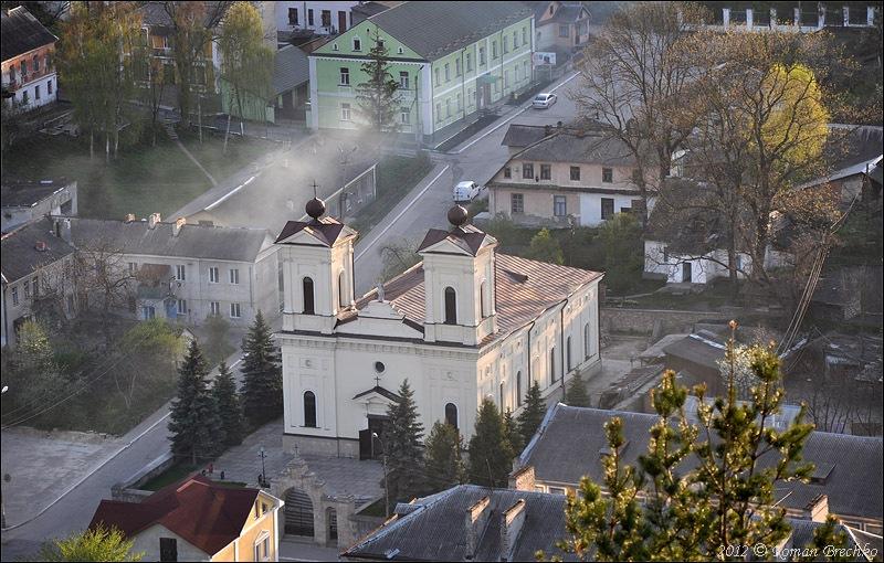 Костел святого Станіслава  фото: Роман Бречко