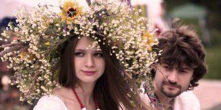 Секс на природі українських коханців — 2