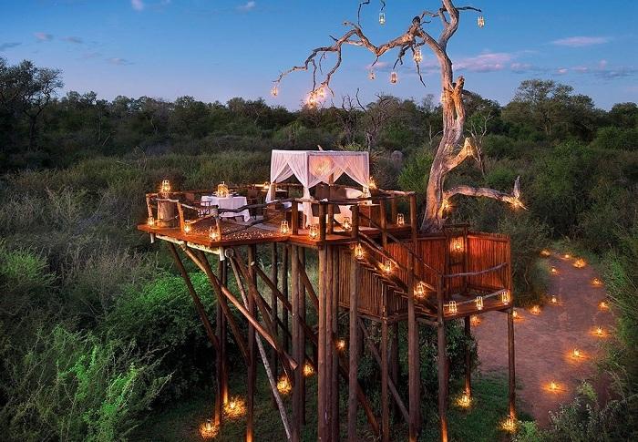 Lion Sands Game Reserve - екзотичний готель в Південній Африці.