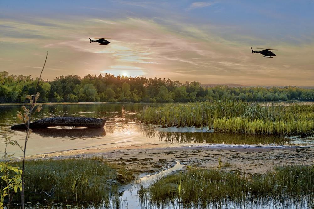 Гелікоптери фото: Sensei