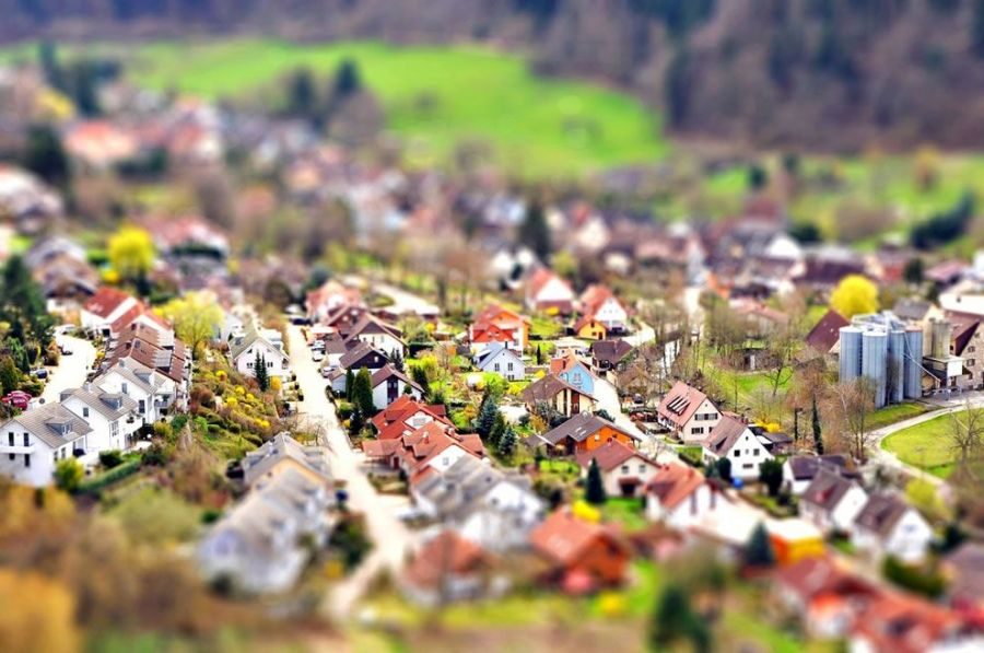 Miniature-town-of-Sulzburg-Germany
