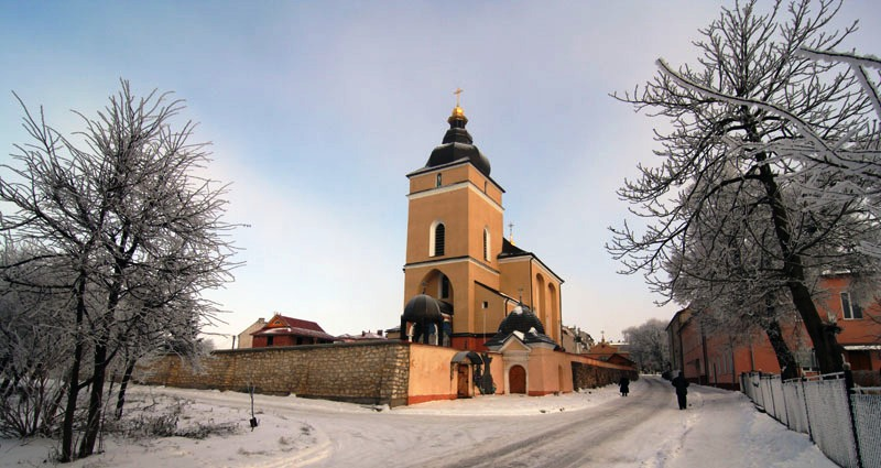 Миколаївська церква фото: Віталій Іщук