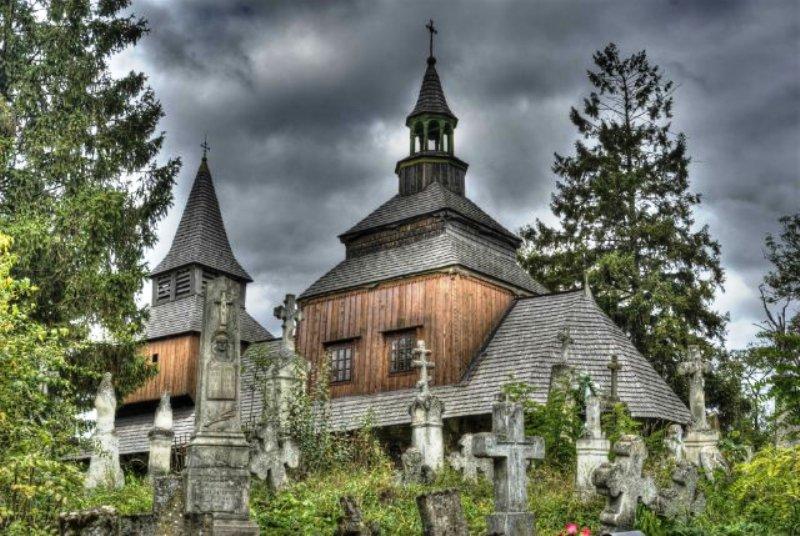 Церква Святого Духа фото: Сергій Тис