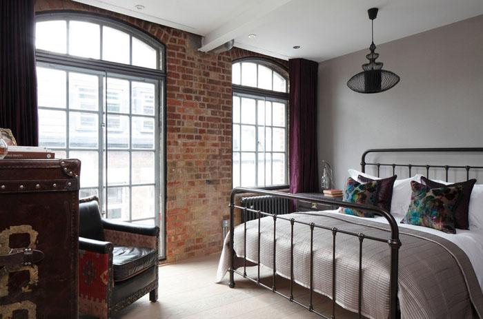 Інтер'єр спальні від Oliver Burns