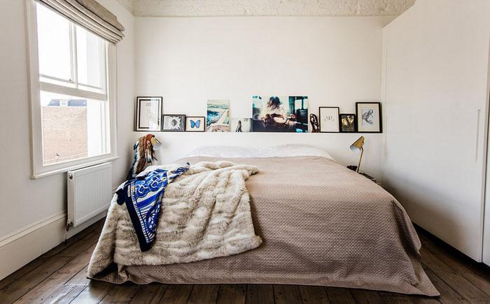 Інтер'єр спальні від Jino Design Ltd