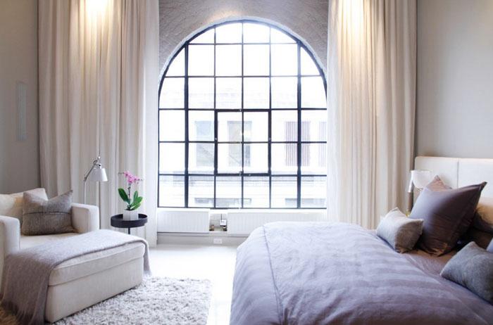 Інтер'єр спальні від Еsther Hershcovich