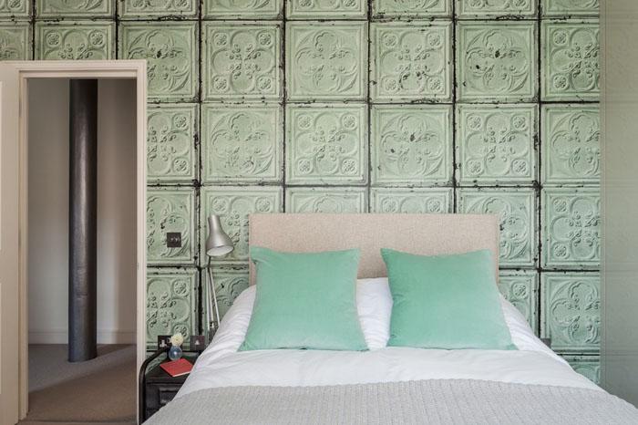 Інтер'єр спальні від Michelle Chaplin Interiors