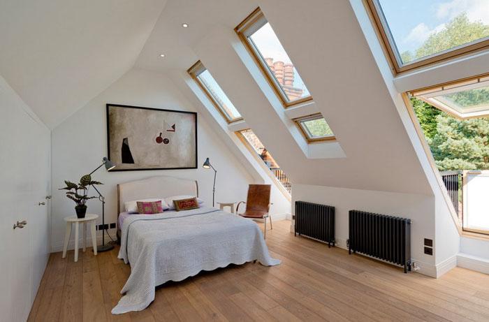 Інтер'єр спальні від DDWH Architects