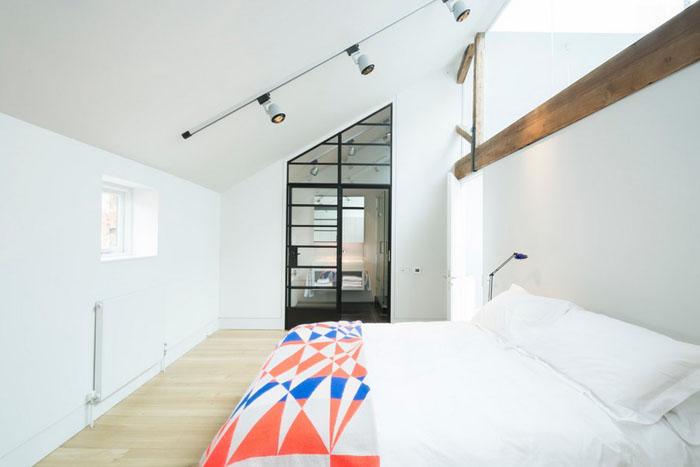 Інтер'єр спальні від Domus Nova