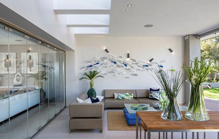 Тераса від C7 Architects