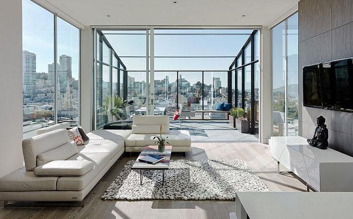 Тераса від Feldman Architecture