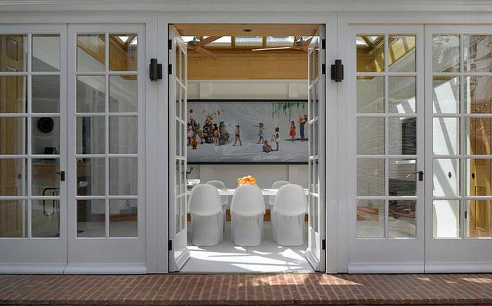 Тераса від Chris Dyson Architects