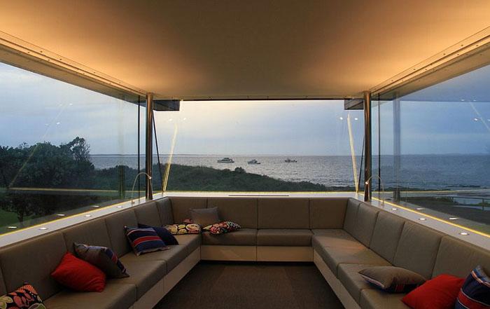 Тераса від Andrew T Boyne Architect