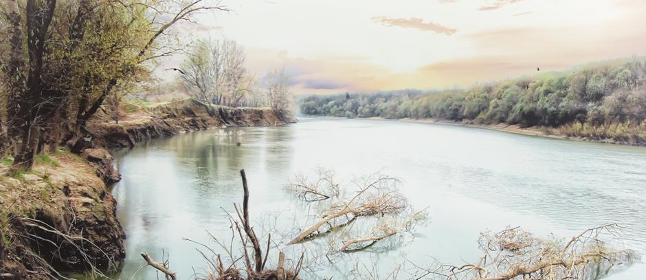 Дністер зимовий фото: Сергій Гаєвський