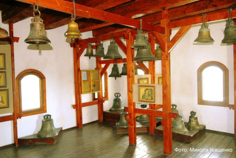 У музеї дзвонів