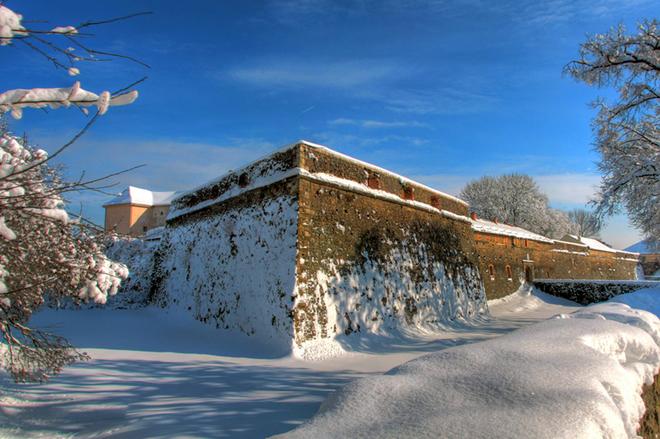 Ужгородський замок – гордість місцевих жителів