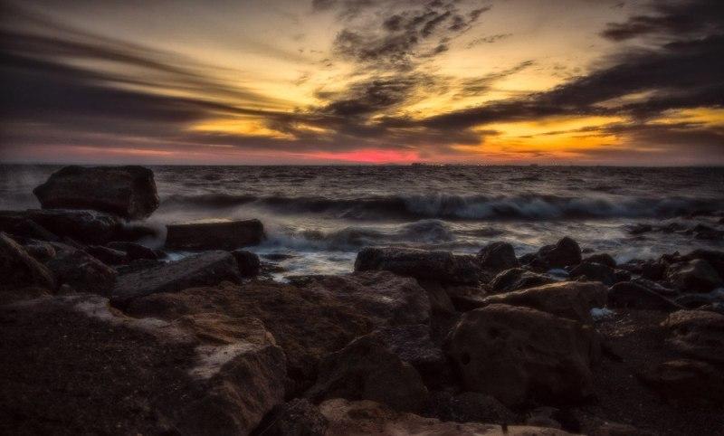 Світанок на морі фото: Стас Илюк