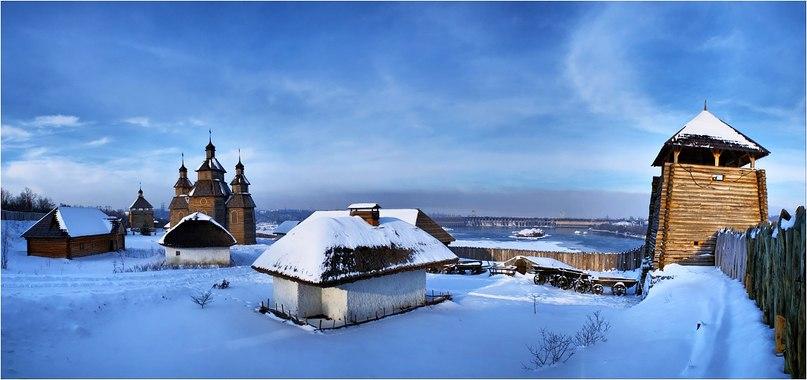Зимова Хортиця, Запоріжжя