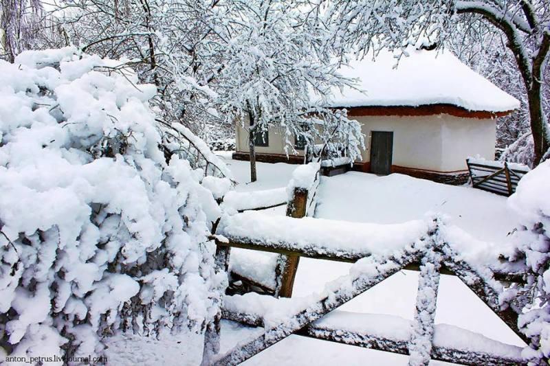 Українська зима, Переяслав-Хмельницький (Автор Антон Петрусь)