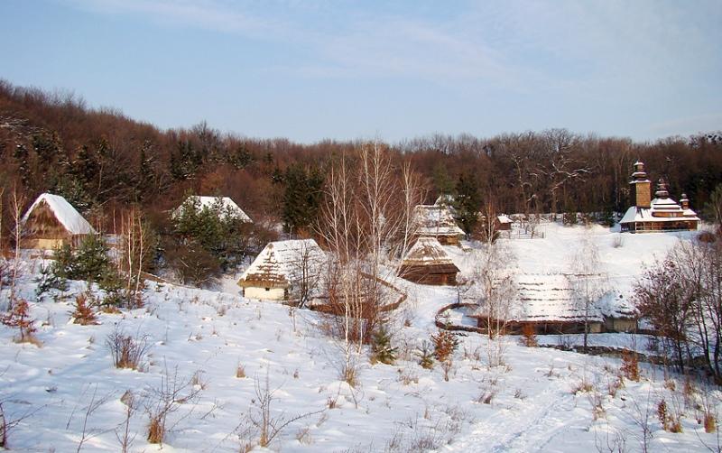 Зима в Пирогово (автор Ашатан)