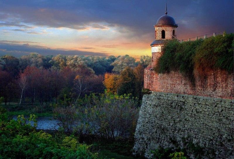 Дубенський замок фото: Sergey_Nik_Melnik