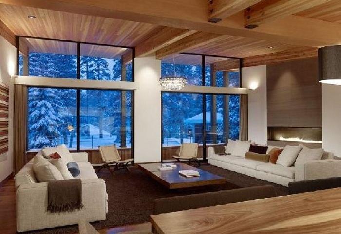 Дизайн дома и комнат