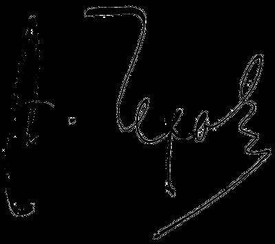 Автограф Антона Чехова