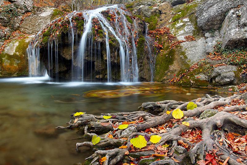 10 місце. Пороги Улу-Узень. Хапхальський заказник. © Олександр Черних