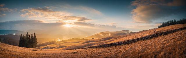 7 місце. Золоті полонини Карпат. Карпатський біосферний заповідник. © Віталій Башкатов