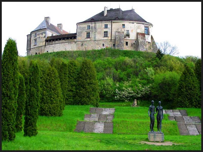 Olesky-castle