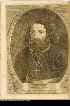 Дон Педро Куберо. Ілюстрації надані Сергієм Купрієнком