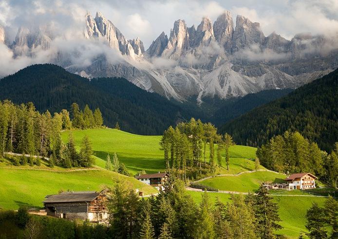 Доломітові Альпи