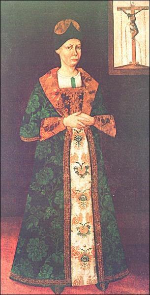 матір Івана Мазепи