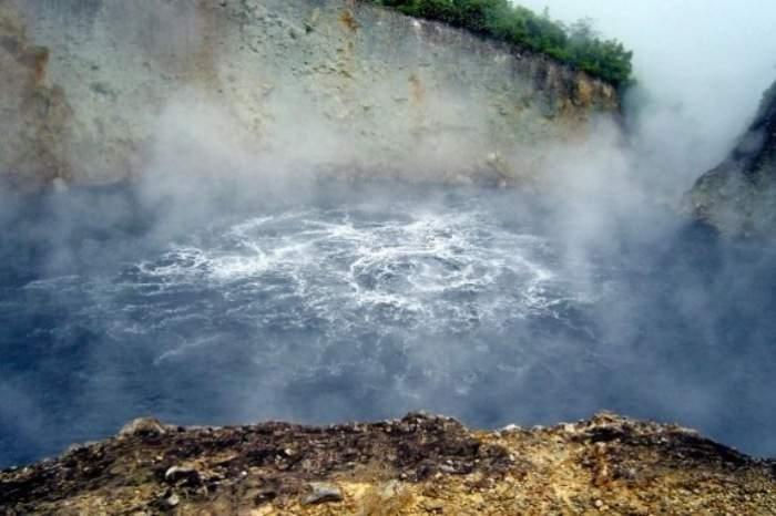 Кипляче озеро (Домініка)