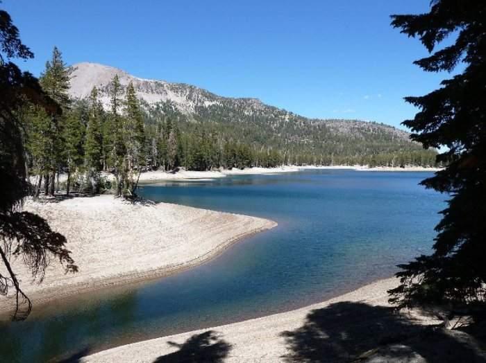 Озеро Хорсшу (Каліфорнія, США)