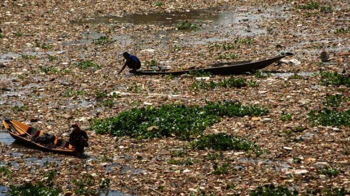 Річка Цітарум (Західна Ява, Індонезія)